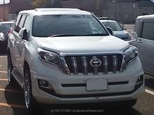 Genuine high quality import New car TOYOTA LAND CRUISER PRADO with automatic transmissions