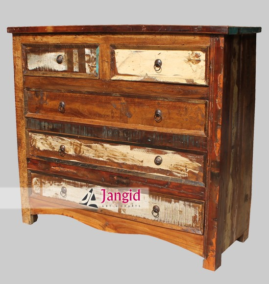 Industrial Reclaimed Wooden Furniture India Buy