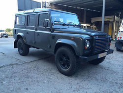 Used Land Rover Defender 110 Station Wagon - Left Hand Drive - Stock no: 13470