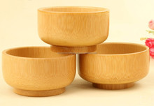 D9.5cm High quality bamboo bowls, Eco-friendly bowls, Creative home