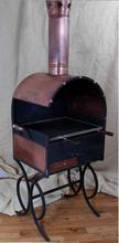 Classic Copper Barbeque