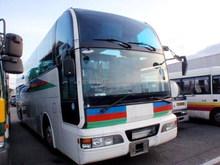 Used High Quality RHD Nissan Diesel UD Bus 45 2008