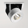 Max Recessed luminaire with LED lighting system.