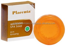 PLACENTA beauty transparent soap