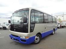 Used RHD Nissan Civilian 29Seater Bus 2009