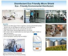 Disinfectant Eco Freindly Micro Shield