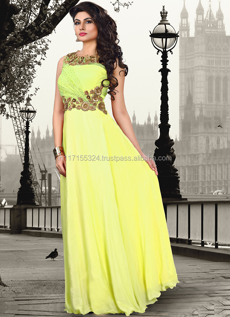 Latest Design Ladies Long Formal Evening Gown\\online Store Buy ...