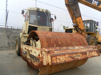Used Ingersoll Rand Compactor Roller SD150D For Sale
