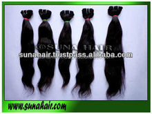 2012 New arrival 100% human natural straight hair extension