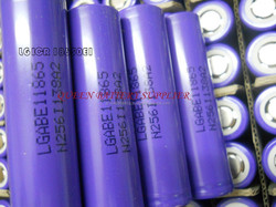 Original New LG E1 18650 3.7V 3200mAh High Capacity Rechargeable Battery For Torch Makita Battery Cell