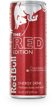 Red Edition Red Bull