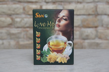 SBN Stevia Ginkgo Ginger Tea