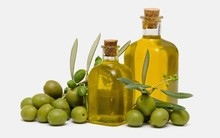 Spainiah extra virgin olive oil and refined Sunflower Oil