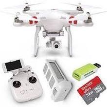 Original sales for new DJI Phantom 2 Vision+ PLUS V3.0 3.0 Quadcopter DRONE CAMERA 14MP + EXTRA BATTERY