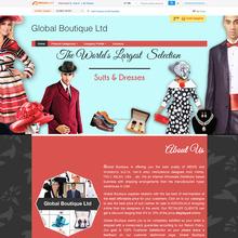 Professional Alibaba Website Designer for USA,UK,Europe,Germany, Netherlands