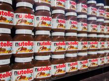 Nutella Hazelnut Spread With Cocoa/Creme De Avela Com Cacau
