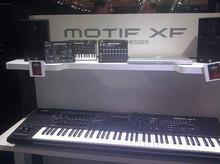 Motif XF8 88-Key Balanced Hammer Action Synthesizer Workstation Keyboard