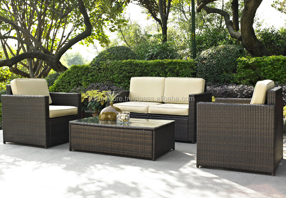 Garden Furniture Set Polyrattan Erikhanseninfo