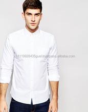 Oem- โรงงานโดยตรงที่มีคุณภาพสูงผ้าฝ้าย100%เสื้อสำหรับผู้ชาย