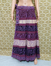 Latest design Indian Cotton Beach wear Wrap skirts USA