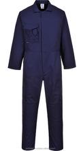 Sheffield Coverall - Knee Pad Pockets Workwear Professional Garments