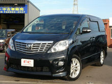 used Toyota alphard 2008 S from Japan
