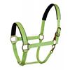 Tough 1 Green Nylon Economy Halter Horse Tack Equine