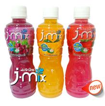 Fruit Juice with nata de coco 320 ml. PET bottle (36 bottles/carton)