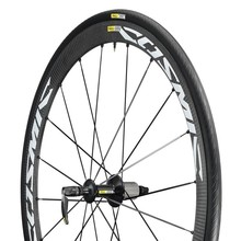 Discounted + Free Shipping Mavic Cosmic Carbone 40 Elite Clincher Wheelset - 2015