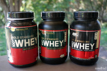 100% Whey Protein by Optimum is the building block for muscle growth and recovery
