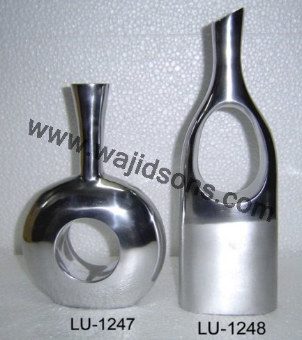 Aluminium Vasemetal Vasesvaseflower Vaseflower Vase Buy Large