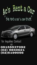 ac rent a car