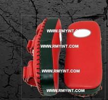 pakistani RMY 003 high quality kick pads/kick boxing kick pads/karate kick pads/training kick pad/martial art kicking pads