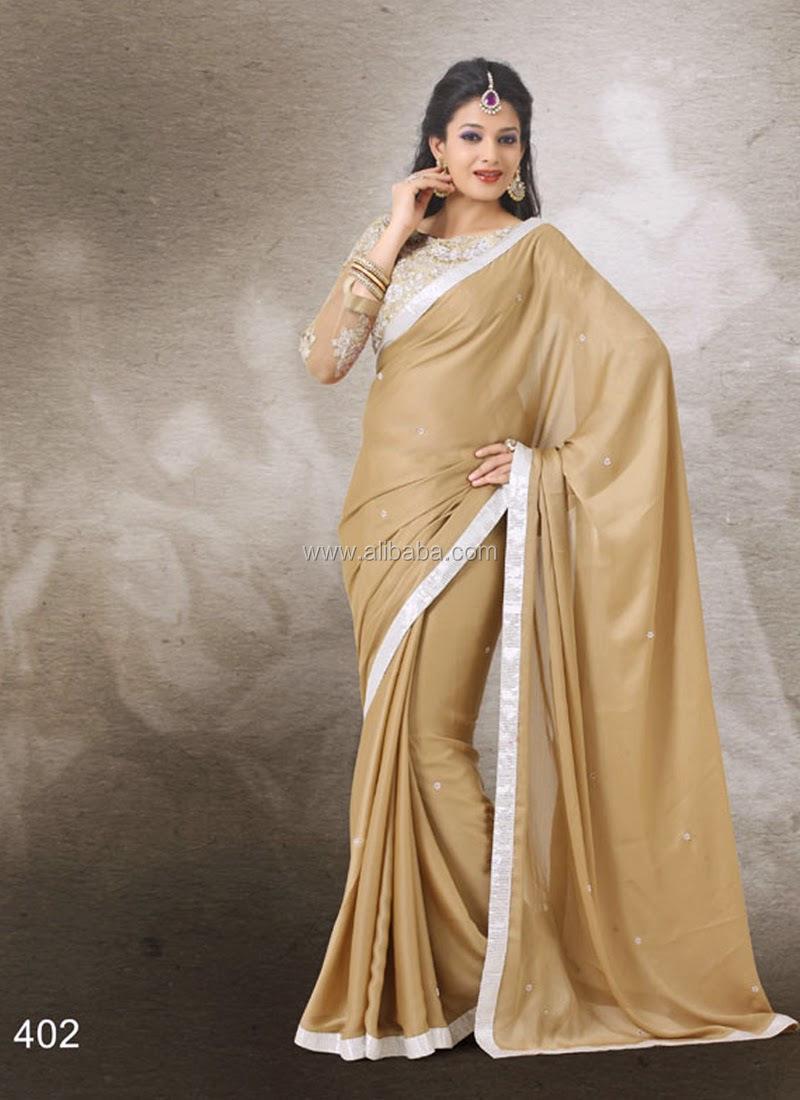 Wholesale Indian Sarees - Bridal Saree,Heavy Border Work Saree ...