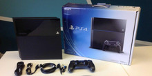 SPECIAL OFFER For SONY PLAYSTATION 4 PS4 500GB WHITE CONSOLE , 5 GAMES - ORIGINAL - FREE SHIPPING - SEALED