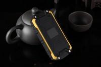 the cheappest waterproof smartphone IP67 phone rugged phone 2.45inch screen MT6572