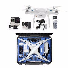 Factory Price For DJI Phantom 2 Ready to Fly Quadcopter Aircraft with Remote Controller 2.4GHz - with GoPro HERO 4 Black Edition