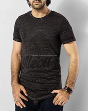 Design big blank tall t shirts, custom men long tee, wholesale bulk elongated t shirt