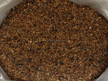 Organic Natural Brown Sesame Seeds (double skinned)