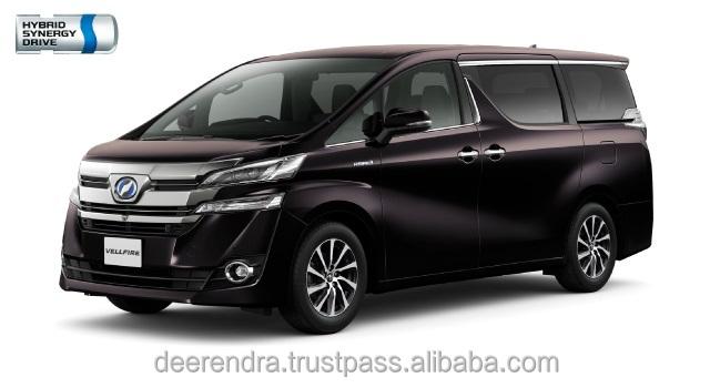 Toyota Alphard Buy New Toyota Alphard Price Toyota