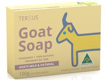 Goat Soap----Goats milk & Oatmeal