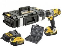 Dewalt DCD985M2 18 v XR 3 SPEED LI ION COMBI martillo 4.0Ah nueva herramienta