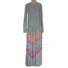 Abaya Dress Tulum Tie Dye 1
