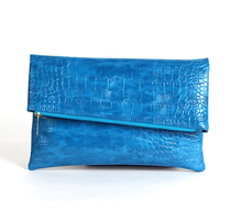 NEW style cheap handbag T-115 folded clutchbag for women and young ladies