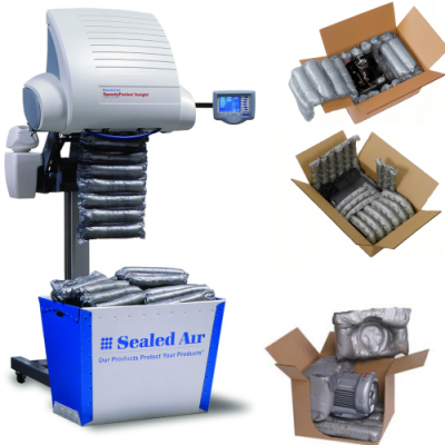 foam packaging machine