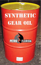 SYNTHETIC 80W-140_GEAR OIL_*55 Gallon Drum
