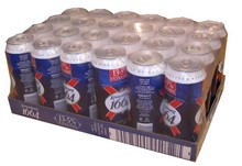 We sell kronenbourg Beer 1664 blanc Can and Bottle