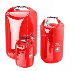 NatureHike-NH 20L Outdoor Traveling Camping Sport Ultralight Multipurpose Waterproof Rafting Bag with Window