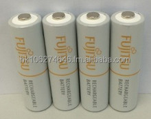 Fuji (1800times) Rechargeable Batteries AA Industrial