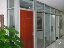 OFFICE PARTITION, GLASS WALL PARTITION & OFFICE SUPPLIES Fp-401#22